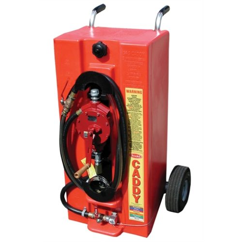 GAS CADDY W/PUMP