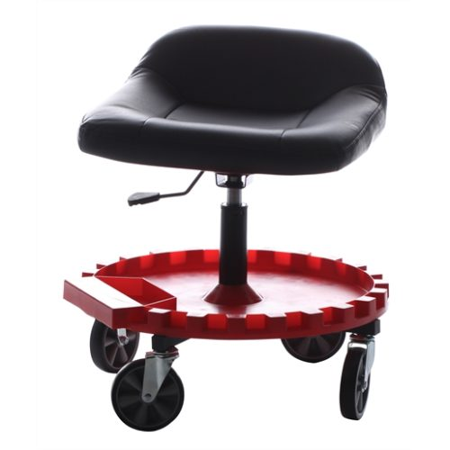 "Monster Seat, Gear Tray, 5"" Casters"