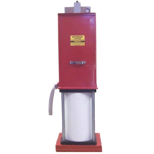 PNEUMATIC PAIL AND OIL FILTER CRUSHER