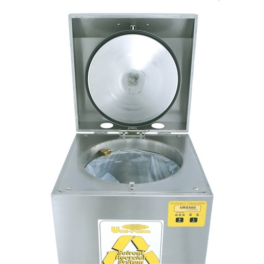 5 GAL SOLVENT RECYCLER, 1500W HEATER, 120V