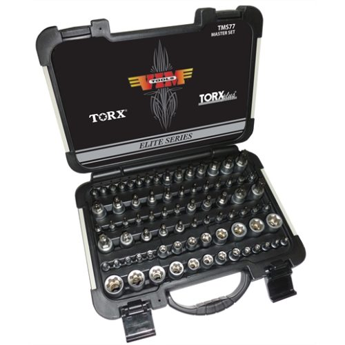 77-pc Elite Series Master Torx Set