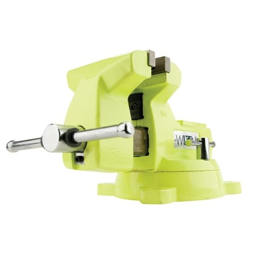 "1560 HIGH VISIBILITY SAFETY VISE, 6"" JAW"