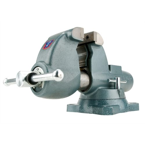 C-3 COMBINATION PIPE BENCH VISE, SWIVEL