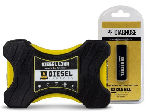 Diesel Laptops DieselLink and PF-Diagnose